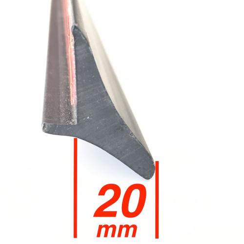 2 St/ück Kotfl/ügelverbreiterung universal 20 mm breit//a 150 cm lang